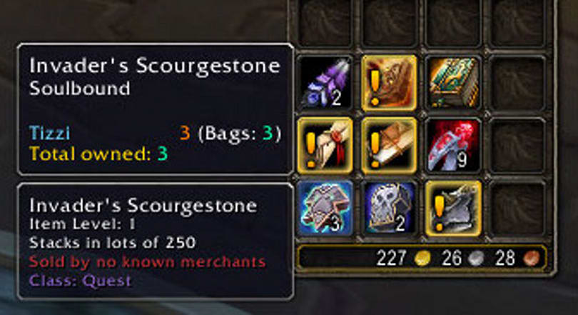 Blog Azeroth Shared Topic: World of Warcraft collections
