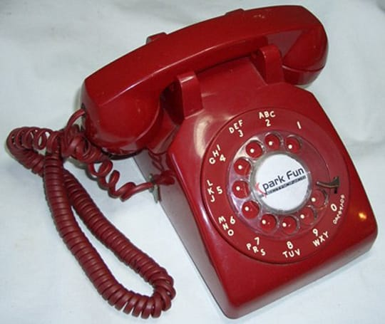 The $500 GSM rotary phone