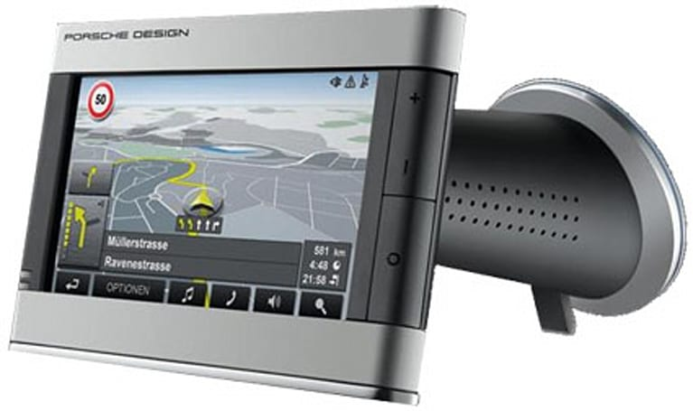 Porsche Design's P9611 sat nav is real, coming November