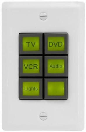 Aurora Multimedia's WACI PAD-6 dynamic button controller