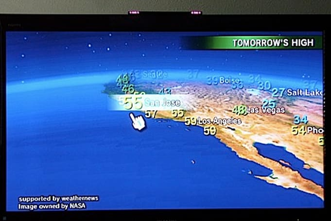 Wii weather channel finally launches