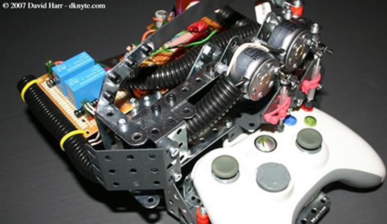 xBot dictates Xbox 360 controller, racks up gamer points