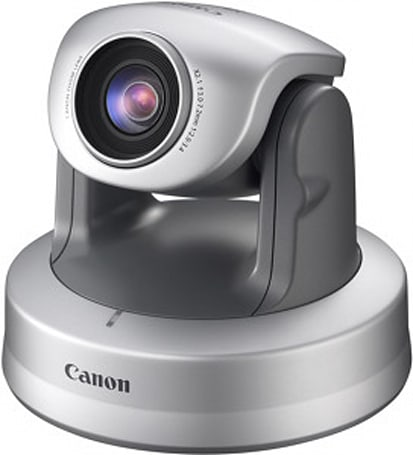 Canon's VB-C300 PTZ security camera and PIXMA iP3300, iP1800, and iP90v