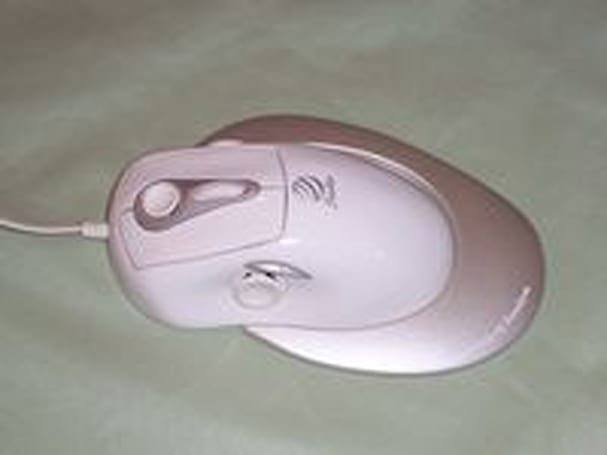 SandioTech 3DGame O' laser gaming mouse reviewed