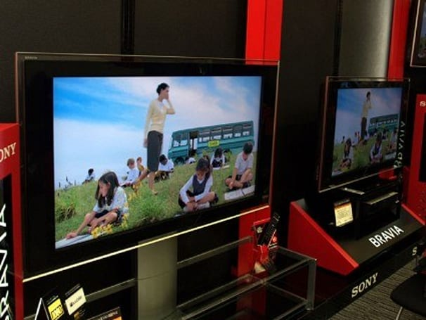 Sony announces BRAVIA X2550 series, now with x.v.Color