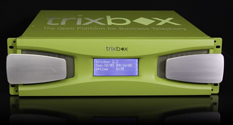 Fonality launches trixbox Appliance, Asterisk-based VoIP PBX