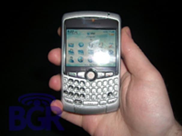 BlackBerry 8300 coming to AT&T next month?