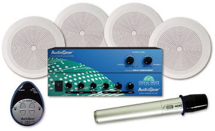 Modular AudioGear system allows teachers to tone it down