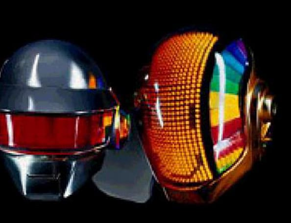 Get your own Daft Punk helmet... maybe