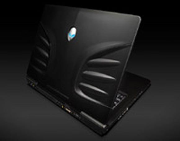 Alienware offers SSD for the m9750, m9700, and m5550