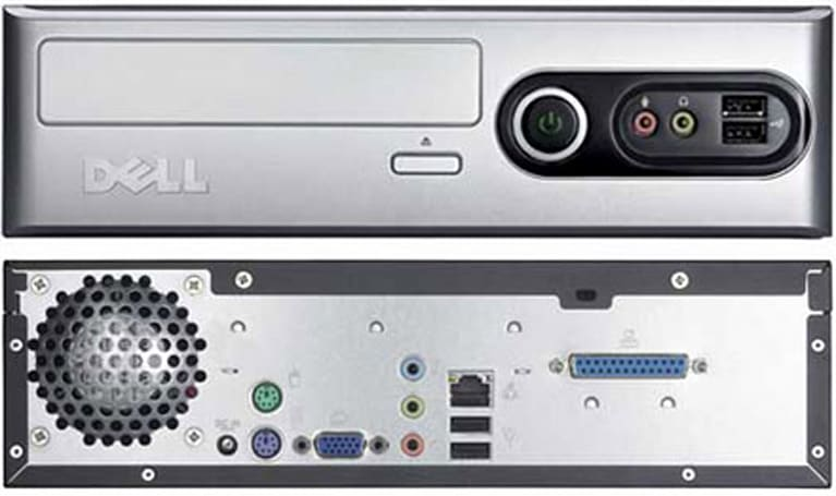 Dell announces cheap-o Mini-ITX desktop for China
