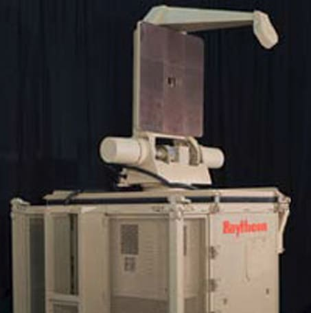 Raytheon's Silent Guardian keeps crowds under control