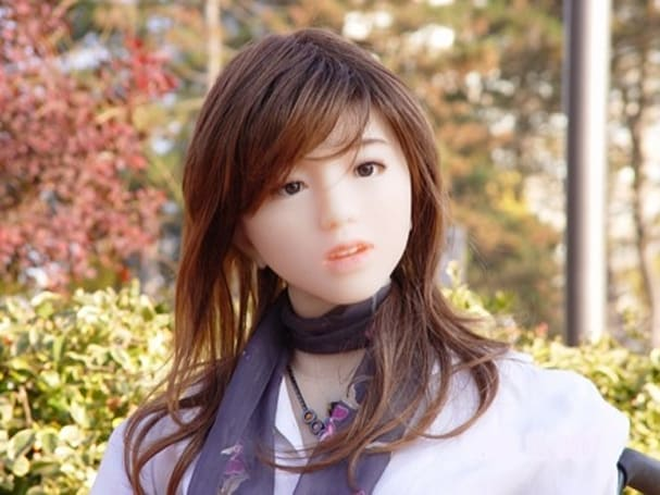 Aiko: world's first sexually harassed, disabled Fembot