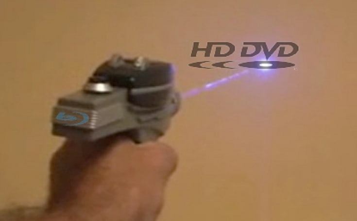 The Blu-ray Phaser defends dorks from the HD DVD borg