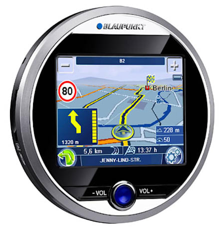 Blaupunkt announces TravelPilot Lucca 3.5, 5.3 Editions