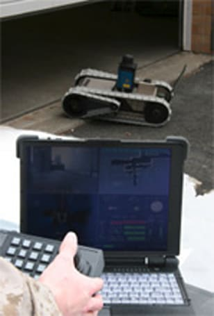 iRobot adds swank mapping kit to PackBot