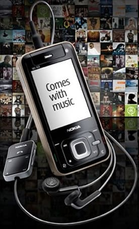 BMG joins Universal on Nokia's (delayed) free Comes with Music service