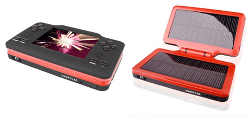 Chinavasion's do-it-all handheld doubles as solar charger