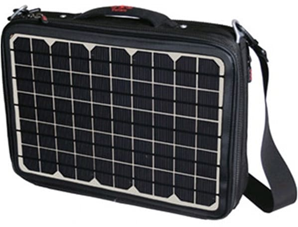 Voltaic's new Generator solar bag can charge a laptop