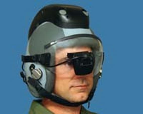 Rockwell Collins to outfit Marines with head-mounted ParaNav units