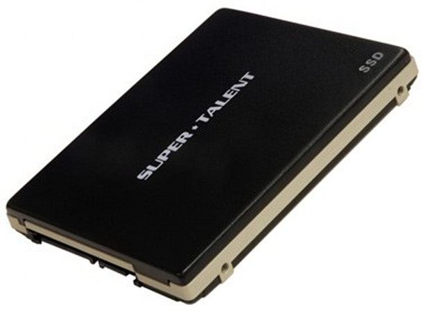 """Super Talent ships """"world's thinnest"""" 256GB SSD, still too thick for us"""