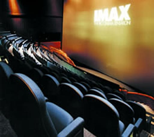 IMAX starts digital projection rollout