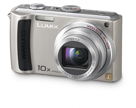 Panasonic's Lumix DMC-TZ50 gets official in US: Picasa / T-Mobile HotSpot-friendly