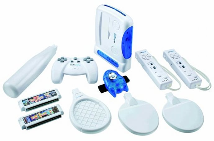 Another Wii knockoff arrives to give Vii some competition