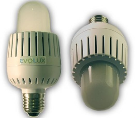 EarthLED EvoLux R LED light bulb lets you choose your lumens