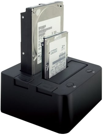 HDD Stage Rack evolves again: now holds twice the hard drives