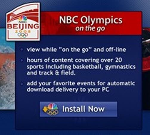 NBC Universal to carriers: add temporary HD channels or live without Olympics streaming