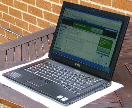 Dell's Latitude E6400 ATG gets acquired, previewed