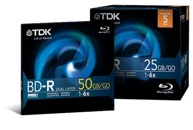 Imation brings first 6x Blu-ray recordable discs to US
