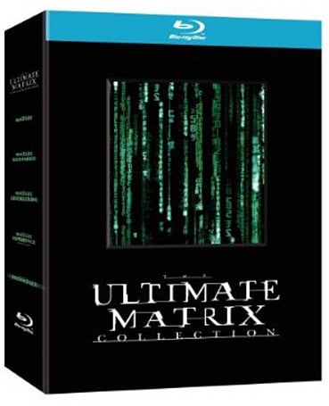 The Ultimate Matrix Collection on Blu-ray review roundup