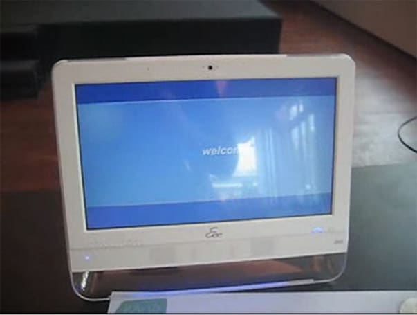Video: ASUS Eee Top gets touched, chatted about
