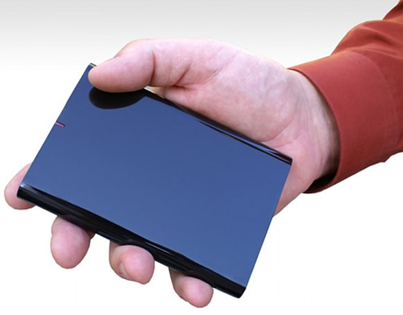 Hammer introduces skinnable morespace Portable hard drive