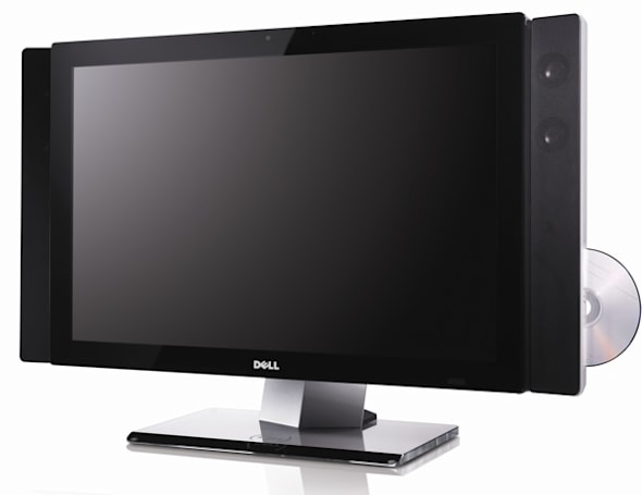 Dell's XPS One, now in face-friendly 24-inch form