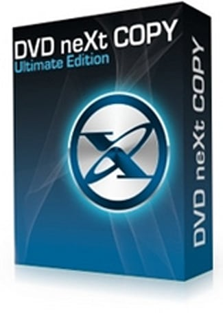 DVD neXt COPY Ultimate burns ten DVDs to one Blu-ray Disc