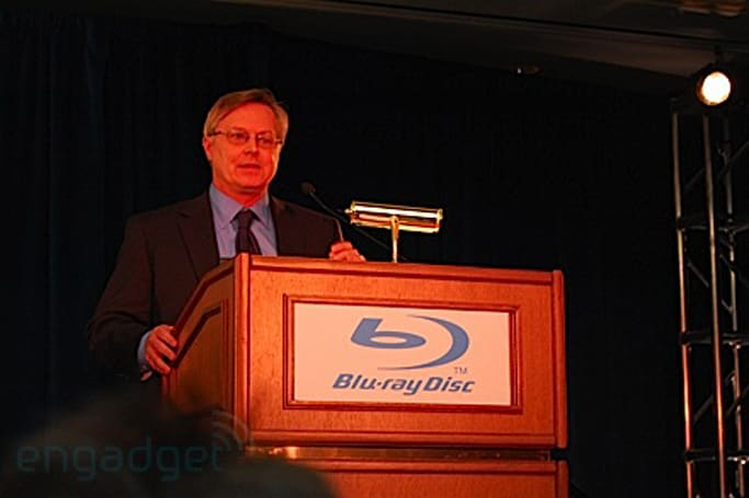 Blu-ray forecasts slightly lower due to wild economy