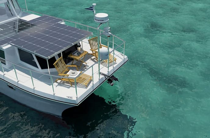 DSe Hybrid yacht is super eco-friendly, totally unaffordable