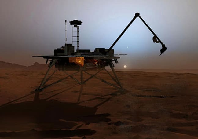 Mars Phoenix lander goes silent, NASA ends mission