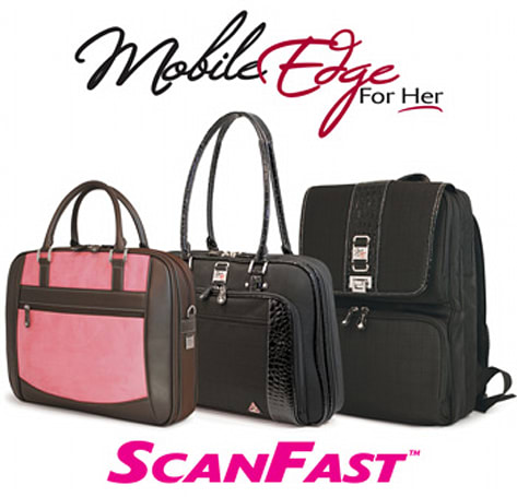 Mobile Edge 'fashion-inspired' TSA-friendly laptop bags for her are not very inspiring