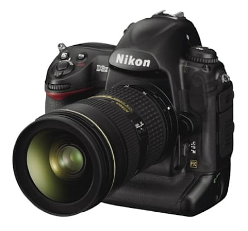 Topic: nikon+d3x articles on Engadget