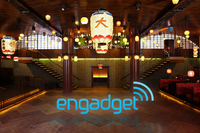 Topic: reader+meet-up articles on Engadget