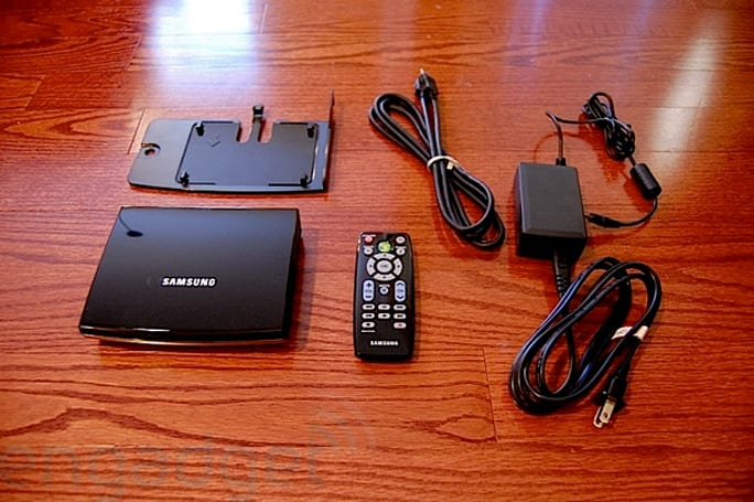 Samsung MediaLive Digital Media Adapter review