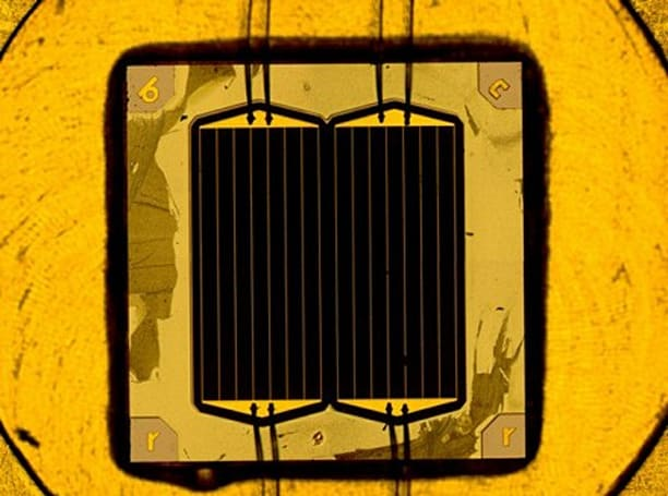 Baby steps: new solar cell efficiency record isn't awe-inspiring