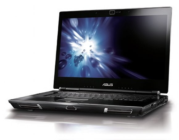 ASUS W90 gaming laptop gets put through its paces, 'raises the bar'