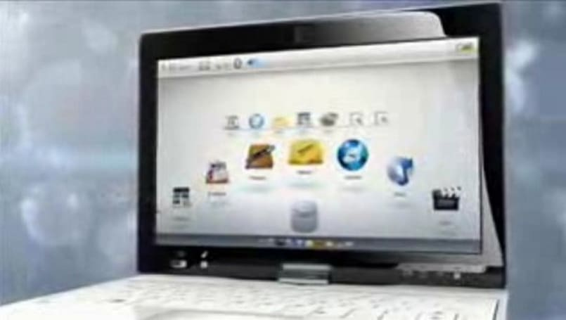 Video: Sexy Eee PC Touch UI demonstrated