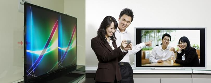 LG Digital Photo TV and slimmed down LED prototypes should be in pictures