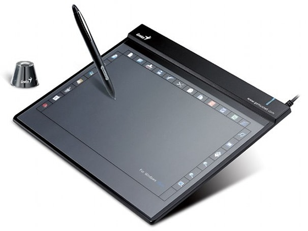 Genius intros portable G-Pen F-509 digital tablet